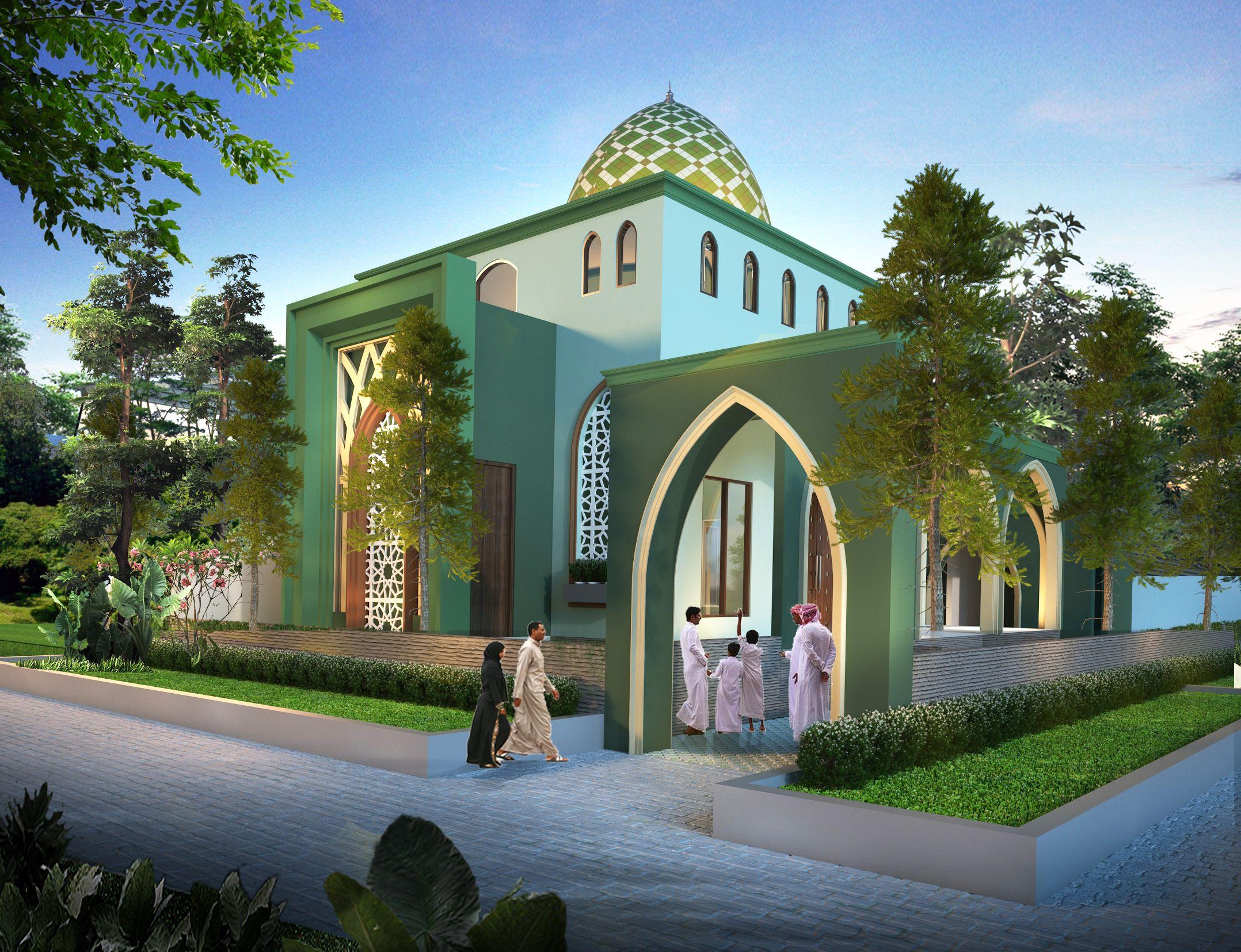 Masjid Pancur Batu